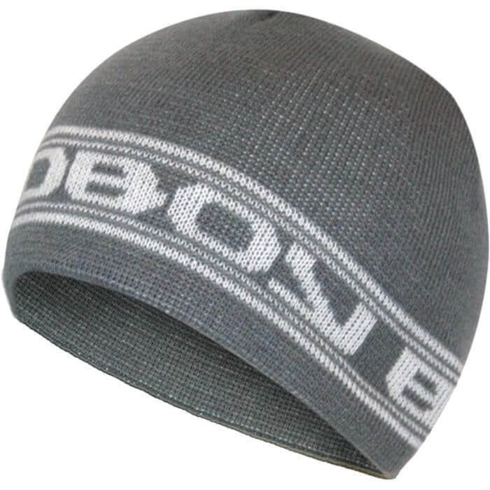 Шапки Шапка Bad Boy Beanie Stripe (серый)& 1.jpeg