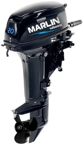 2х-тактный лодочный Мотор MARLIN MP 20 AMHS