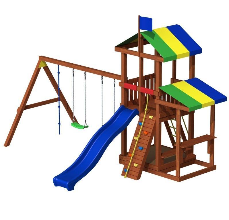 Детские площадки Детская игровая площадка «Джунгли 8» дж8.jpeg