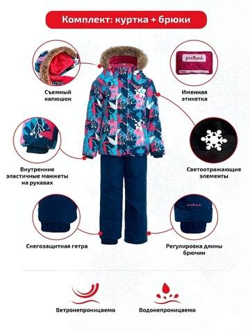 Особенности комплекта Premont Сад под снегом