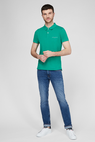 Мужские синие джинсы STRAIGHT DENTON Tommy Hilfiger