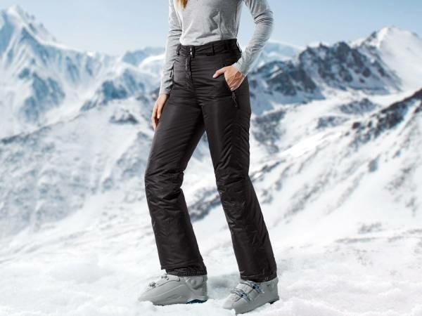 Брюки женские горнолыжные Crivit