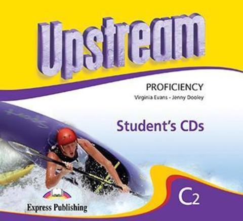 UPSTREAM PROFICIENCY Student's CD (set of 2)  NEW