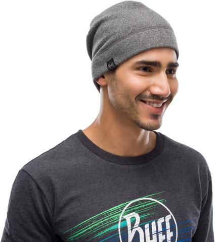 Флисовая шапка Buff Hat Polar Grey Htr фото 2