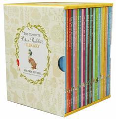 Peter Rabbit 1-23 Colour Library (23-book box set)