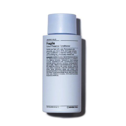 J Beverly Hills Кондиционер для окрашенных и поврежденных волос Fragile Colour Preserve Conditioner