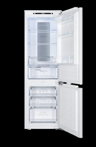 Встраиваемый двухкамерный холодильник Hansa BK305.0DFOC