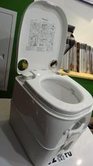 Туалет портативный DOMETIC 976 белый/бежевый