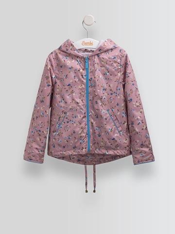 КТ164 Куртка для девочки (ветровка)
