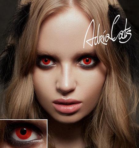 Adria Crazy Hot Red