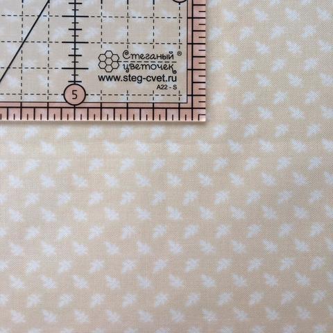 Ткань для пэчворка, хлопок 100% (арт. X0202)