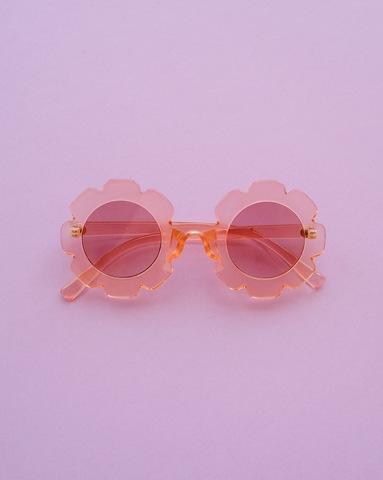 Солнечные очки DAISY персиковый