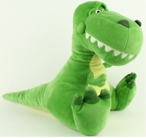 История Игрушек большая мягкая игрушка Динозавр Рекс