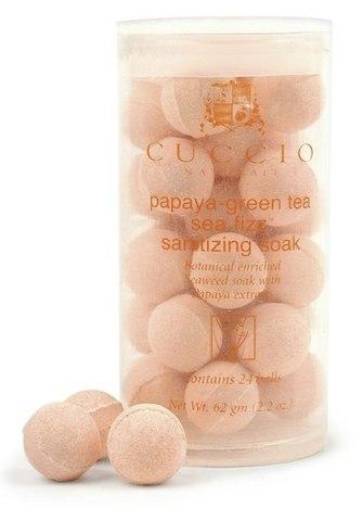 Антисептические шарики папайя/зеленый чай уп.10 шт