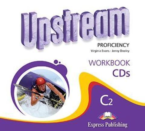UPSTREAM PROFICIENCY W'B CD (set 2) NEW