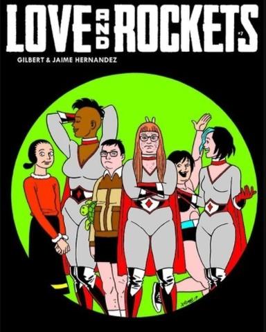 Love and Rockets Comics Vol. IV #7