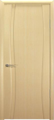 Дверь Буревестник-1  (беленый дуб, глухая шпонированная), фабрика Океан
