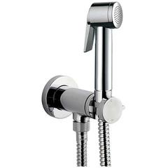 Гигиенический душ с прогрессивным смесителем Bossini Paloma Flat E37011B.030 фото