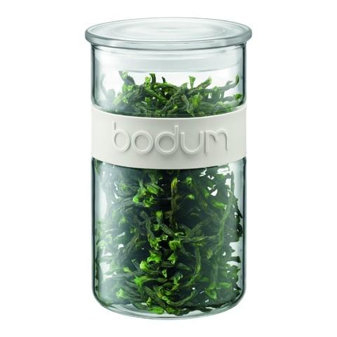 Банка для хранения Bodum Presso (1 литр), белая