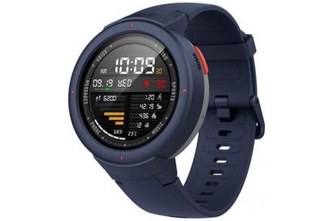 Часы Amazfit Verge (Dark Blue) Global Version
