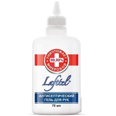 Антисептик MDC (ABAKL070) Lafitel 70мл гель для рук