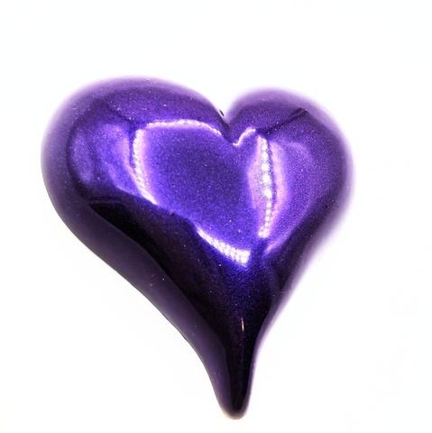 №42 Пигмент Хамелеон, Черно-фиолетовый, Chameleon Pigment, 25мл. ProArt