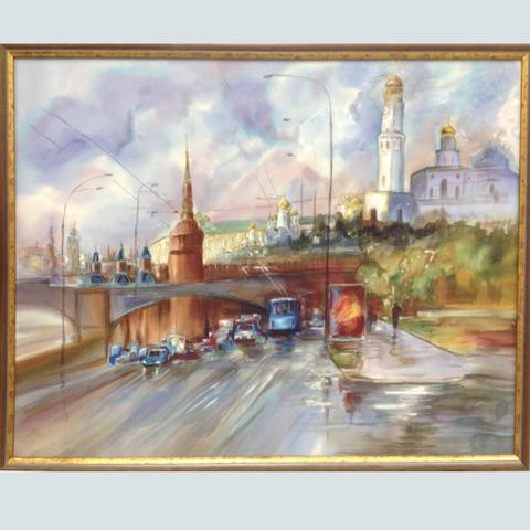 Панно Кремлевкая набережная
