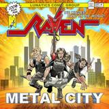 Raven / Metal City (RU)(CD)