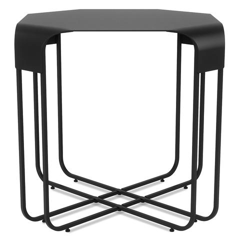 Столик приставной Graph черный