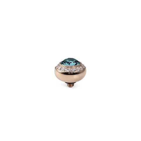 Шарм Tondo Deluxe Indicolite 629050 BL/RG
