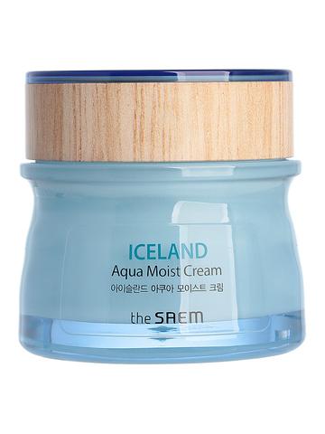СМ Iceland Hydrating Крем для лица увлажняющий Iceland Aqua Moist Cream 60мл