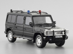 Mercedes G55 XXL President Escort vehicle GON DIP 1:43