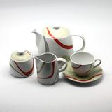 Набор для чая 9 пр VAGUE, артикул 023050900140, производитель - Spal