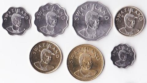 Свазиленд до деноминации