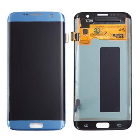 LCD SAMSUNG Galaxy S7 Edge G935F + Touch Blue Orig