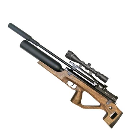 Jæger SPR Булл-пап колба 6,35 мм (редуктор, ствол Lotar Walther 550 мм.) R316L/LW/B