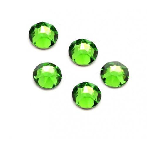 Стразы Стразы Swarovski SS5 (2 мм), зеленые 50 шт Стразы_Swarovski_SS5__2_мм___зеленые_50_шт_.jpeg