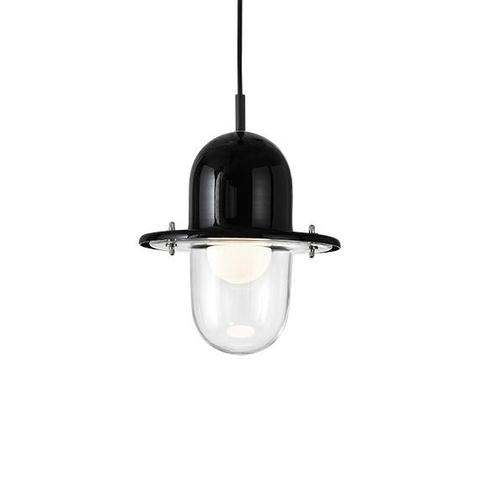 Подвесной светильник копия Hats Nedium by Lasvit (черный)