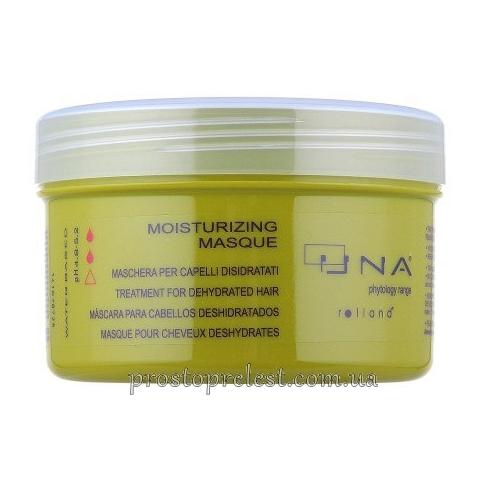 Rolland Una Moisturizing Mask - Маска увлажняющая для сухих волос