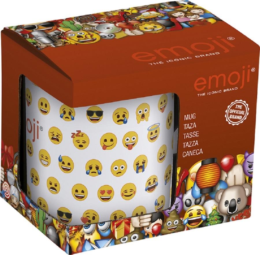 Смайлики Кружка керамическая — Cup Emoji
