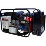 Генератор бензиновый EUROPOWER EP13500TE - фотография