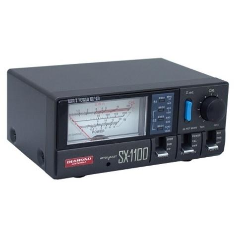 Измеритель КСВ и мощности DIAMOND SX1100