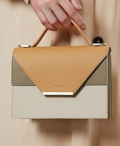 Портфель формата А5 Ecru