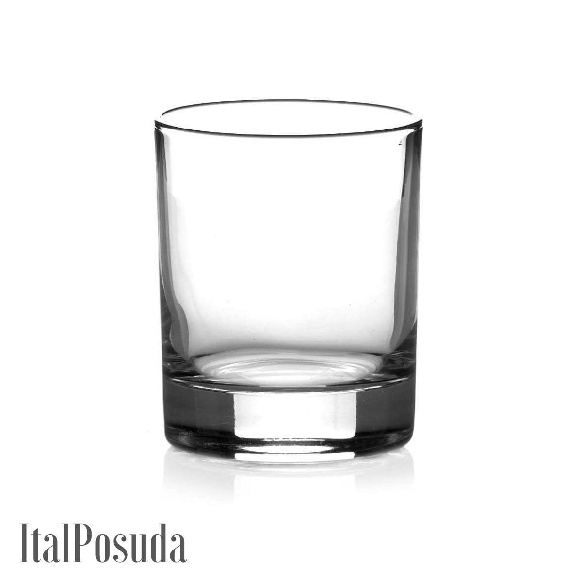 Набор стаканов для виски Pasabahce Side (Сайд), 6 шт BP42435B