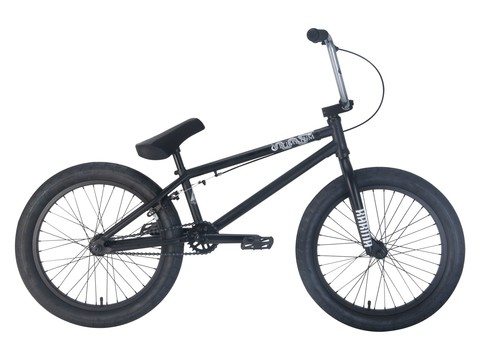 BMX Велосипед Karma Ultimatum LT 2020 (черный)