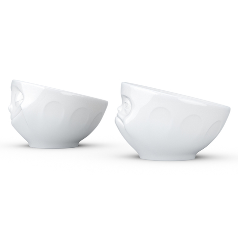 Набор из 2 подставок для яиц Tassen Happy & HMPFF белый