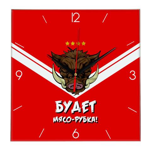 Настенные часы Спартак