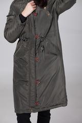 Куртка парка из плащевки Nadya
