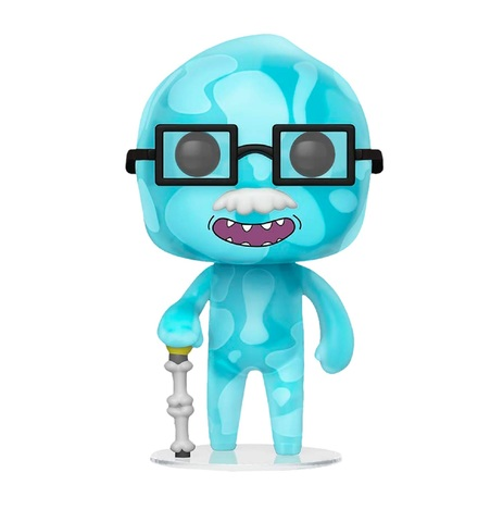 Фигурка Funko POP! Vinyl: Rick & Morty S6: Dr. Xenon Bloom