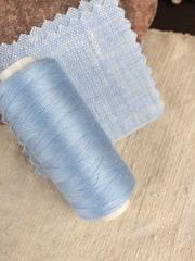 Нитки Dor Tak 386, голубой